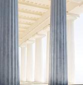 Classic columns — Stock Photo
