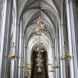 Church of St. Augustine in Vienna - Stock Photo