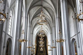 Church of St. Augustine in Vienna — Stock Photo