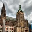 Stock Photo: St. Vitus Cathedral in Prague