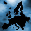 Europe map — Stock Photo #14158306