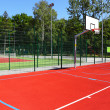 Basketball court — Stock Photo #15419599