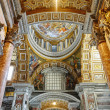 Interior Saint Peter — Stock Photo