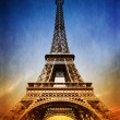 Amazing Eiffel Tower - Stock Photo