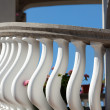 Stock Photo: Architecture balcony