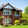 Stock Photo: English house