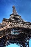 La Tour Eiffel Symbol of Paris — Stock Photo