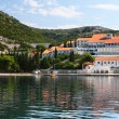 Stock Photo: Adriatic coastline Croatia