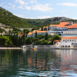 Adriatic coastline Croatia — Stock Photo #18688721
