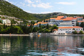 Adriatic coastline Croatia — Stock Photo