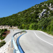 Stock Photo: Adriatic road