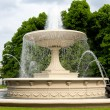 beautiful fountain — Stock Photo