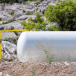 Liquefied gas tank — Stockfoto
