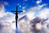 Crucifixion — Stok fotoğraf