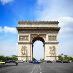 Arc de Triomphe Paris — Stock Photo