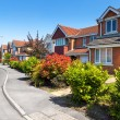 Typical English Street — Stock Photo #20110005
