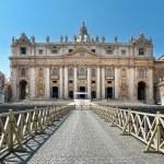 Vatican Basilica — Stock Photo #20227725