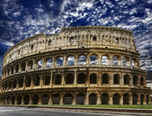 The Colosseum in Rome — Stockfoto