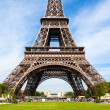 Paris Eiffel Tower — Stock Photo #21654765