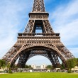 Paris Eiffel Tower — Stock Photo