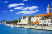 Trogir, en croacia — Foto de Stock