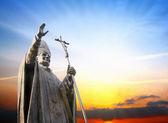 John Paul II — Stock Photo
