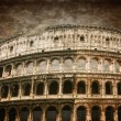 Stock Photo: Ancient RomColosseum