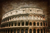 Ancient Roman Colosseum — Stock Photo