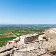 Umbria landscape Italy — Stock Photo