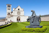 The beautiful Basilica — Stock Photo