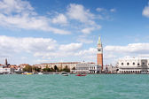 Piazza San Marco Venice — Stock Photo