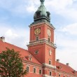 Royal Castle in Warsaw - Stock Photo