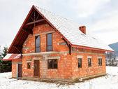 My new house — Stock Photo