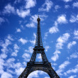The Eiffel Tower in Paris — Stock Photo #23391954