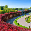 The beautiful Schonbrunn Palace in Vienna — Stock Photo #23630293