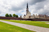 The Jasna Gora sanctuary in Czestochowa — Stock Photo