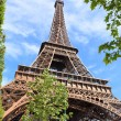 The Eiffel Tower in Paris — Stock Photo #27782047