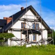 Stock Photo: New country house