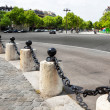 Stock Photo: Streets in Paris