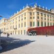 Schoenbrunn Palace in Vienna — Stock Photo #29521975