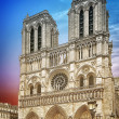 Stock Photo: Cathedral in Paris
