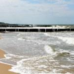 Beach and sea — Stock Photo #3067264