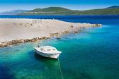 Adriatische zee vakantie — Stockfoto