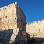 Walls of Jerusalem — Stock Photo