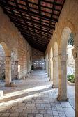церковь посещения в эйн карем — Стоковое фото