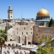 Wailing wall of Jerusalem — Stock Photo #30961709