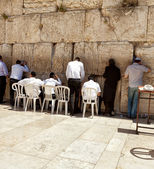 Western wall Jerusalem — Stock Photo
