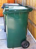 Plastic bins — Stock Photo