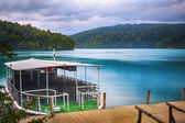 Plitvice lakes of Croatia — Stock Photo