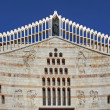 The Basilica of the Annunciation in Nazareth — Stock Photo #37763859